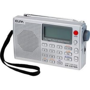 ELPA ER-C57WR ワールドラジオ 短波...の商品画像