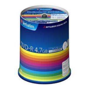 【納期目安:約10営業日】三菱化学メディア DHR47JP100V3 DVDメディア