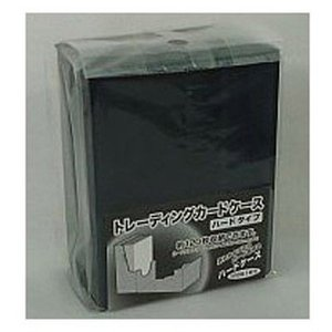 テンヨー TBX-02 トレーディングカードケース スモークブラック (TBX02)|lifeis