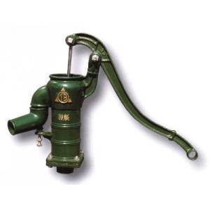東邦工業 T35PU 手押しポンプ(共柄型)/ 打込井戸用 /サイズ35/管接続1-1/2B(40A,) /プラ玉方式|lifeis