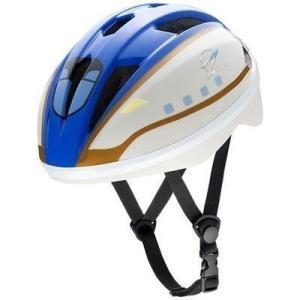 【納期目安:1週間】アイデス OTM-32149 キッズヘルメットS新幹線E6系かがやき (OTM32149)|lifeis
