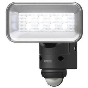 ムサシ LED-AC105 RITEX(ムサシ) ワイドLED センサーライト 5W (LEDAC105)|lifeis