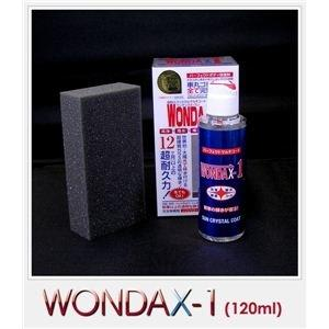ds-425078 WONDAX(ワンダックス) ガラス質ボディ保護剤 WONDAX-1(ワンダックス・ワン) 120ml (ds425078) lifeis