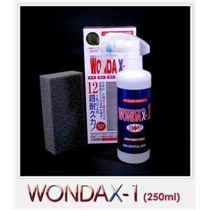 ds-425079 WONDAX(ワンダックス) ガラス質ボディ保護剤 WONDAX-1(ワンダックス・ワン) 250ml (ds425079) lifeis