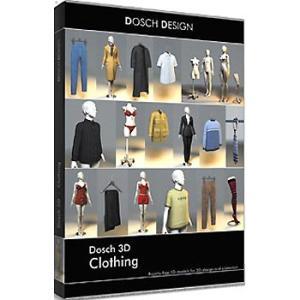 DOSCH DESIGN D3D-CLO DOSCH 3D: Clothing (D3DCLO)|lifeis