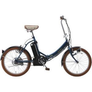 カイホウ BM-E50NV SUISUI 20型折畳み式電動アシスト自転車(ネイビー)【離島、沖縄配達不可】 (BME50NV)|lifeis