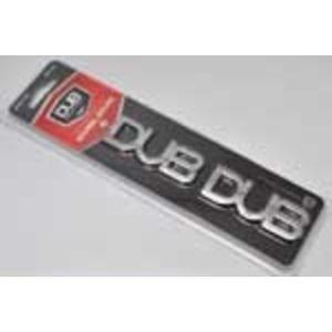 ds-1630062 DUB MINI エンブレム2P DUB-003  (ds1630062)|lifeis