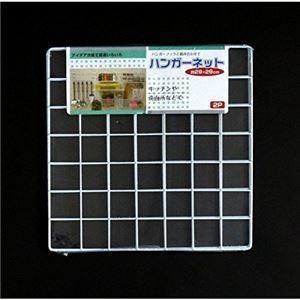 ds-1724020 ハンガーネット(29×29cm・2P) 【12個セット】 40-443 (ds1724020)|lifeis