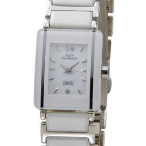 Technos テクノス TSL906TW セラミック レディース腕時計 lifeis