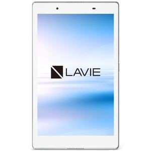 ds-1945227 NECパーソナル LAVIE Tab E Android - TE508/HAW ホワイト PC-TE508HAW (ds1945227)|lifeis