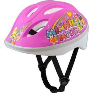 【納期目安:1週間】アイデス OTM-36369 キッズヘルメットS ミニーマウスPP (OTM36369)|lifeis