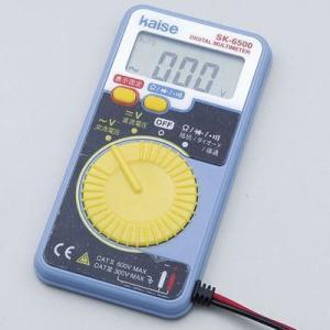 ELPA SK-6500 デジタルマルチテスター (SK6500)|lifeis
