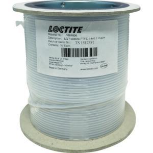 トラスコ中山 1001830 ロックタイト チューブ透明内径1.4×0.3mm20m|lifeis