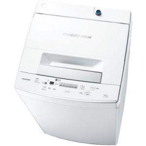 東芝 AW-45M7-W 4.5kg 全自動洗濯機 (ピュアホワイト) (AW45M7W)|lifeis