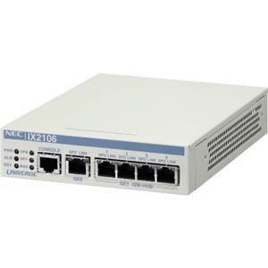 ds-2068245 NEC 5年無償保証 VPN対応高速アクセスルータ UNIVERGE IX2106 (ds2068245)|lifeis