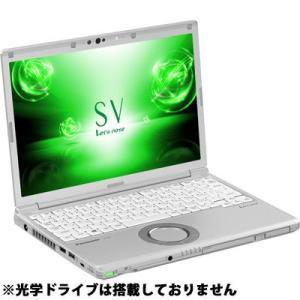 パナソニック CF-SV7RFCVS Let'sNote/SV7 Let'sNote SVシリーズ (光学ドライブ非搭載) (CFSV7RFCVS)|lifeis