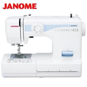 ジャノメ JN508DX 電動ミシン 「両手が使えるフットコントローラータイプ」|lifeis