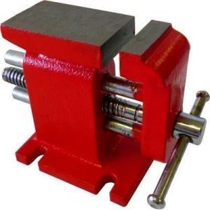 ●物を挟んだり、叩いたり金属他の加工作業に。コンパクトタイプで持ち運びも簡単です。