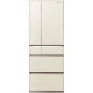 パナソニック NR-F504GV-N 501Lパーシャル搭載冷蔵庫シャンパンゴールド (NRF504GVN)|lifeis