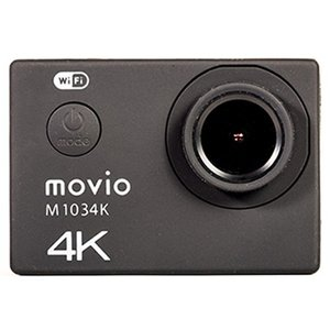 NAGAOKA M1034K WiFi機能搭載 高画質4K Ultra HD アクションカメラ|lifeis