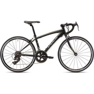 【納期目安:追って連絡】FUJI 19AC24BK24 2019年モデル エース(ACE 24) 24インチ MATTE BLACK 子供用自転車|lifeis