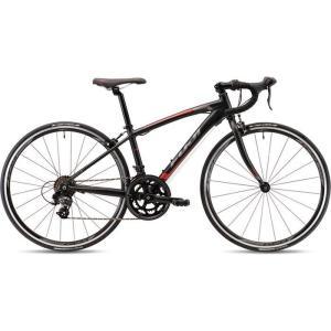 【納期目安:追って連絡】FUJI 19AC65BK35 2019年モデル エース(ACE 650) 650C 2x7段変速 MATTE BLACK 子供用自転車|lifeis