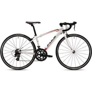 【納期目安:追って連絡】FUJI 19AC65WH35 2019年モデル エース(ACE 650) 650C 2x7段変速 PEARL WHITE 子供用自転車|lifeis
