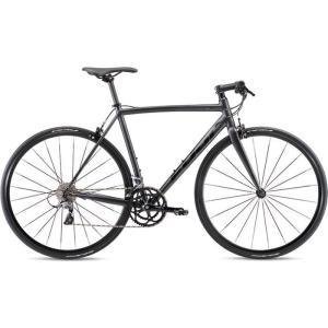 【納期目安:追って連絡】FUJI 19ROBABK49 2019年モデル ルーベ オーラ(ROUBAIX AURA) 49cm 2x8段変速 MATTE BLACK クロスバイク|lifeis