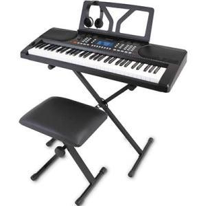 ワントーン(Onetone) OTK-61S-BK Onetone Keyboard OTK-61set (ブラック) (OTK61SBK) lifeis