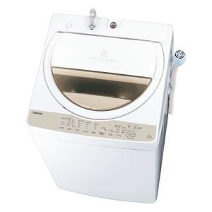 東芝 AW-6G8-W 全自動洗濯機 (洗濯脱水6kg) グランホワイト (AW6G8W)|lifeis