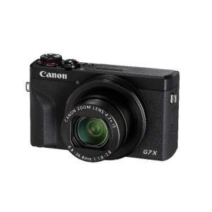 【納期目安:2週間】キヤノン PSG7X-MARKIII-BK デジタルカメラ PowerShot G7 X Mark III (ブラック) (PSG7XMARKIIIBK)|lifeis