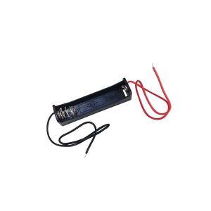 オーム電機 KIT-UM41 工作・ホビー用 電池ケース(単4×1個用) (KITUM41)|lifeis