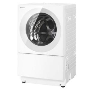 【納期目安:11/1発売予定】パナソニック NA-VG750L-W ドラム式洗濯乾燥機 Cuble(キューブル) 洗濯7.0kg /乾燥3.5kgマットホワイト左開き (NAVG750LW)|lifeis