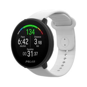 POLAR 0725882054353 GPSフィットネスウォッチUNITE-WHホワイト(国内正規品)|lifeis