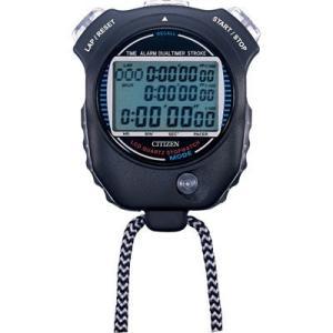 リズム時計 LC058-A02 ストップウオッチ058 (LC058A02) lifeis