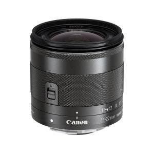 【納期目安:1ヶ月】キヤノン EF-M11-22ISSTM ミラーレスカメラ「EOS M」用広角ズー...