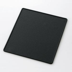 エレコム CAR-PAD1BK 車載アクセサリー/滑り止めパッド/ブラック (CARPAD1BK)|lifeis