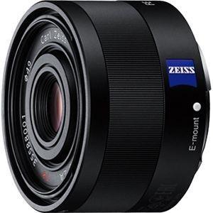 ●高性能ツァイス広角単焦点レンズ