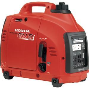 本田技研工業 4945943202776 HONDA 防音型インバーター発電機 900VA(交流/直流)|lifeis