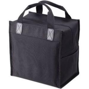 トルネ 4904705162635 保冷バッグ クールレジャーバッグ ボックス(BK) (エコバッグ)|lifeis