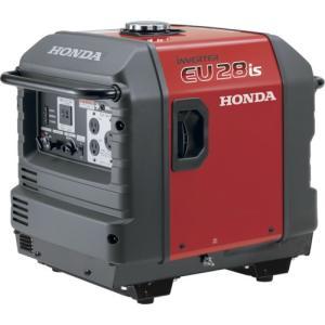 本田技研工業 EU28IS1JNA2 HONDA 防音型インバーター発電機 2.8kVA(交流/直流)車輪無|lifeis