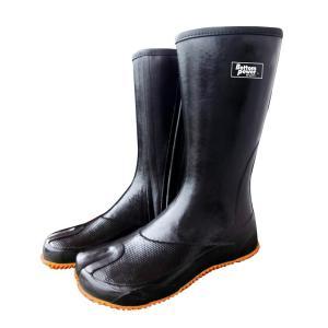 ATOM アトム 防水ゴムタビ 指付 BP471 メンズ 長靴 レインシューズ アウトドア  おしゃれ 紳士靴 kmrif lifemaru