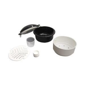 電子レンジ用炊飯器 一人暮らし用 簡単操作 キッチン家電 おしゃれ 新生活  料理グッズ 調理器具 fujta|lifemaru