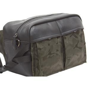 メイサイ柄 ウエストバッグ メンズ 全3色 カジュアル  bag140 紳士 コンパクト 収納 おしゃれ ikomaks|lifemaru