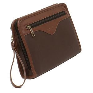 軽量 多収納 紳士セカンドバッグ セカンドポーチ 全2色 ANDY-RIVER  メンズ bag159 カジュアル かこっいい 収納 おしゃれ ikomaks|lifemaru