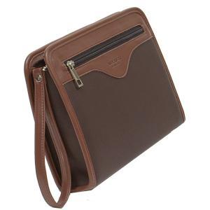 軽量 多収納 紳士セカンドバッグ  セカンドポーチ メンズ 全2色 ANDY-RIVER bag160 カジュアル かこっいい 収納 おしゃれ ikomaks|lifemaru