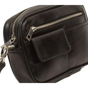 軽量 ソフトPU 紳士セカンドバッグ  セカンドポーチ メンズ 全2色 小物収納 ANDY-RIVER bag170 カジュアル かこっいい 収納 おしゃれ ikomaks|lifemaru
