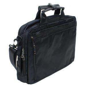 3WAY メンズビジネスバッグ (ショルダー・リュック・手提げスバッグ)B4サイズ 撥水・防水加工 キャリーバー対応 bag182 収納 おしゃれ ikomaks|lifemaru