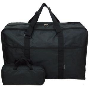 BIGボストンバッグ コンパクトに収納可能 特大容量 折りたたみ メンズバッグ レディース男女兼用  bag8045 収納 おしゃれ ikomaks|lifemaru