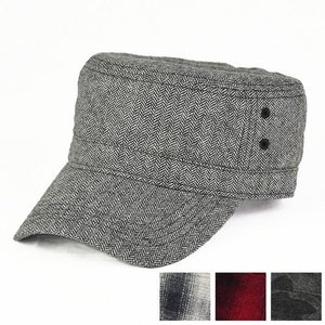 2018秋冬新作 ウール ワークキャップキャップ メンズ 帽子 ハット hat おしゃれ かこっいい オシャレ ぼうし kazeru|lifemaru